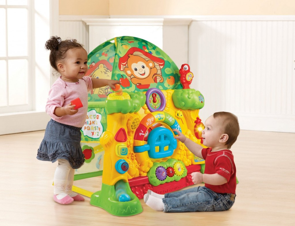 Grow and Discover Tree House toy