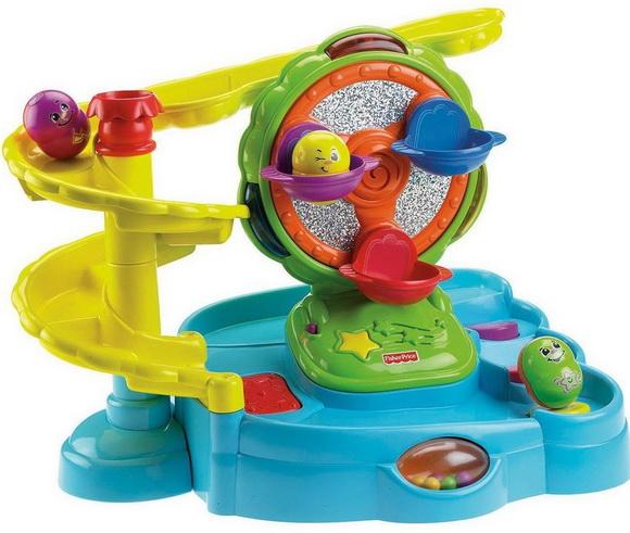 Topzy Tumblers Twirlin' Tumblin' Fun Park Toy Review