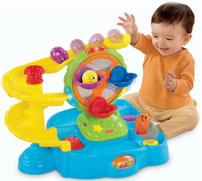 Topzy Tumblers Twirlin' Tumblin' Fun Park Toy