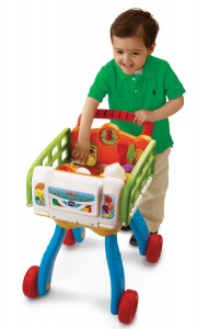 2-in-1 Shop and Cook Playset