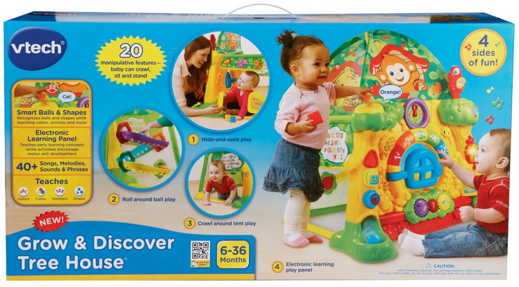 Vtech kids tree houses