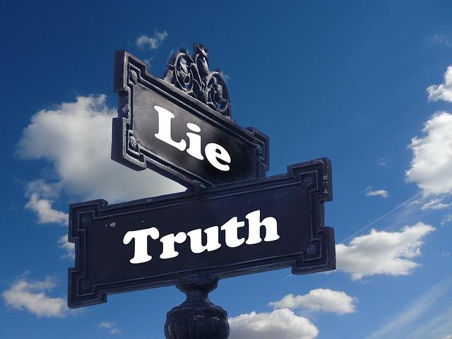 why do children lie