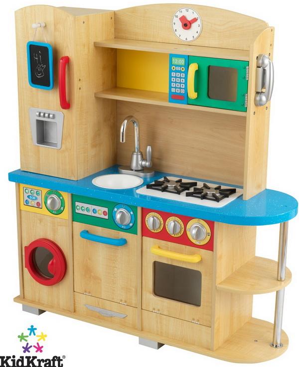 KidKraft Cook Together Kitchen review