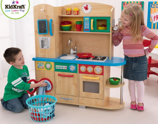 Kidkraft Cook Together Kitchen Toy Review