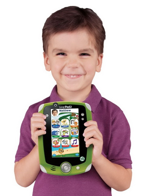 LeapFrog LeapPad2 Explorer Kidss Learning Tablet review educational games