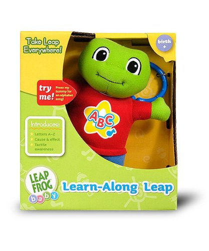 LeapFrog Learn-Along Lily & Leap Toy Parent manual ...