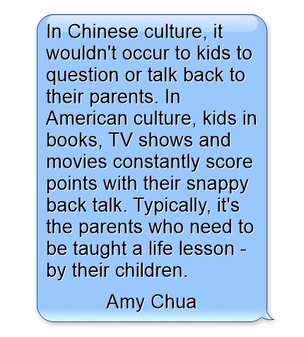 Stop Kids from Talking Back