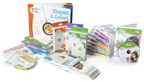 Brainy Baby learning system