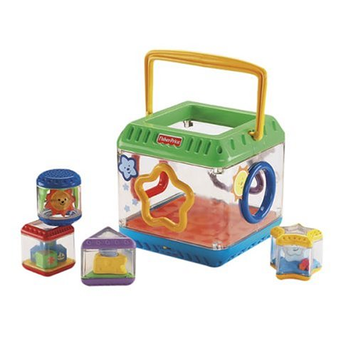 Fisher Price Peek-A-Blocks: Shape Sorter review