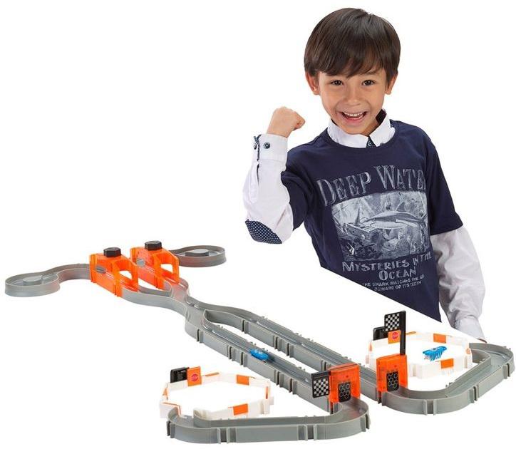 Hexbug nano racetrack habitat toy review