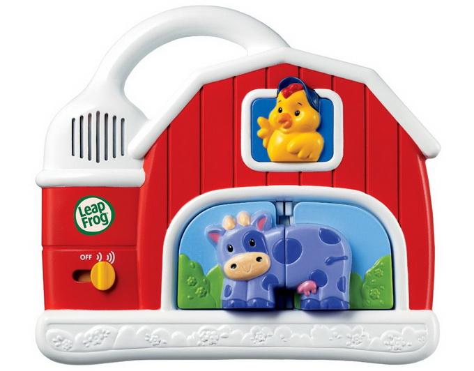 LeapFrog Fridge Farm Magnetic Animal Set set toys