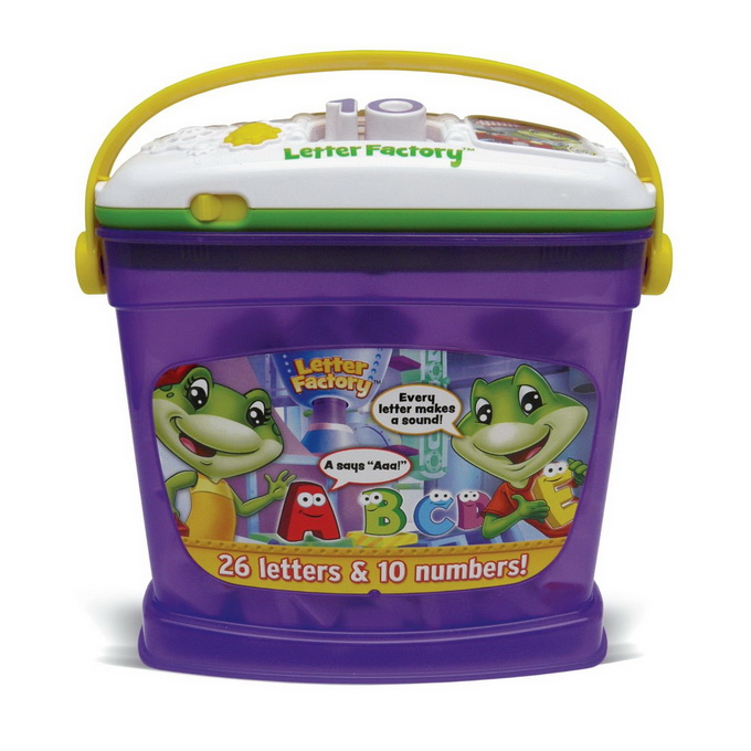 leapfrog letter factory phonics and numbers toy for kids
