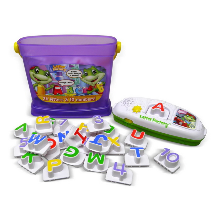 LeapFrog Letter Factory Phonics & Numbers toy