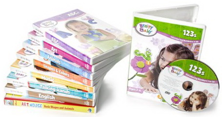 Learning dvds for preschoolers