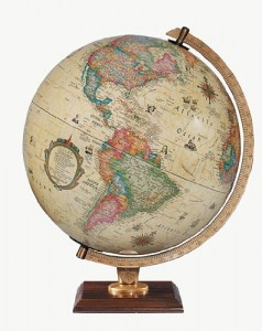 Replogle Illuminated Carlyle Globe