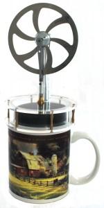 Stirling Engine Toy