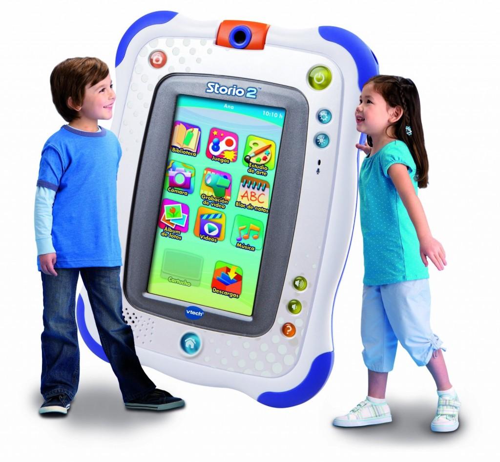 Vtech Storio 2 Tablet con Rufus Game