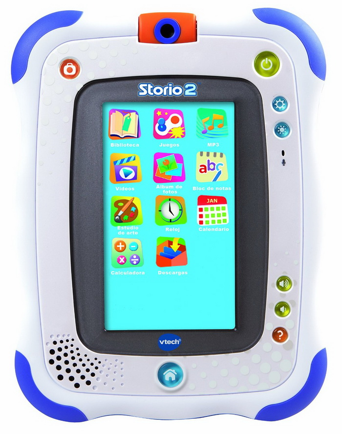 Vtech Storio 2 Tablet con Rufus Game for children review