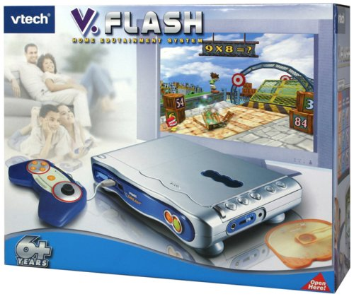 VTech V.Flash Home Edutainment System reviews