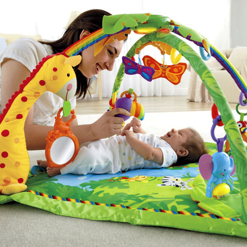 6-month babies' best educational toys reviewing
