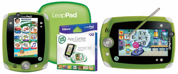 LeapPad2 Explorer Ultimate Learning Gift Pack Green Toy for kids
