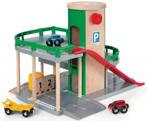 Brio Parking Garage Toy