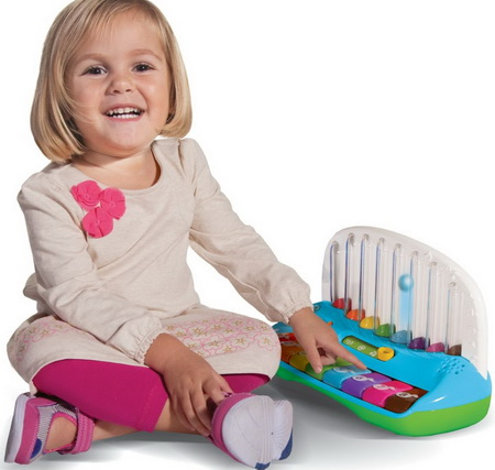 Checking recommended-toys for 3-month girl boy infants