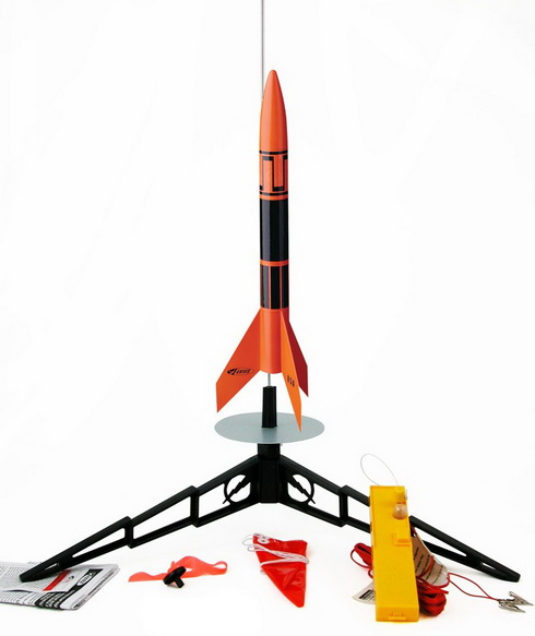 estes alpha iii rocket kits models engine lauch review