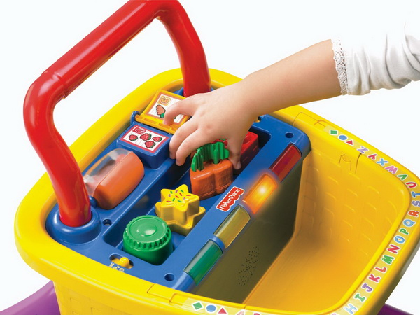 Fisher-Price Laugh & Learn Shop and Learn Walker reviews