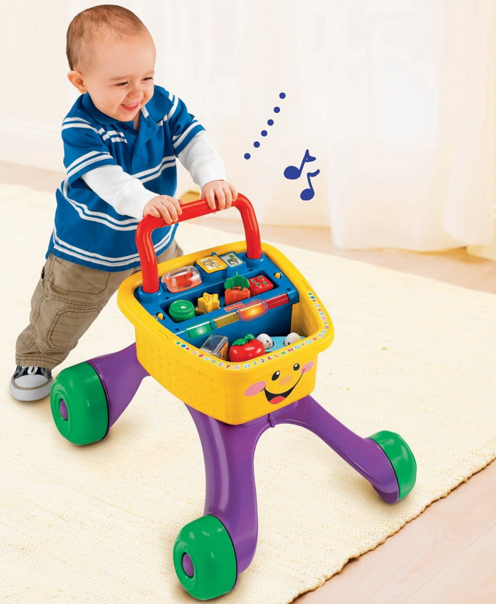 Fisher-Price Laugh & Learn Shop and Learn Walker product
