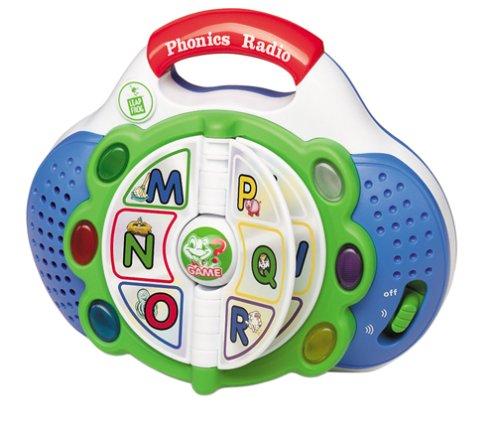 Leapfrog toys Phonics radio