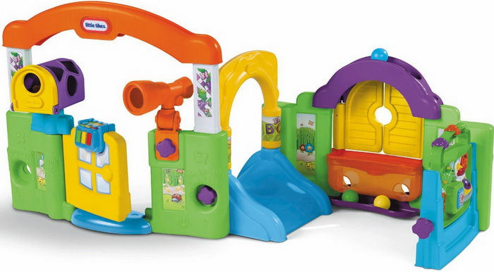 Little Tikes Activity Garden Baby Playset Toy Review
