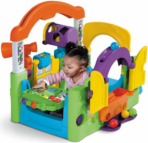 Activity Garden Baby Playset toy