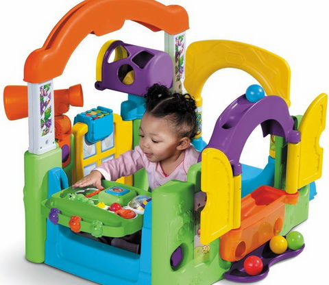 Recommended educational products for 2-month boy girl