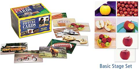 The Language Builder Cards Picture game set-for-kids