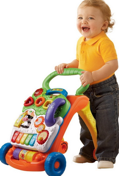 Top recommended learning toys for 12-months-old-children
