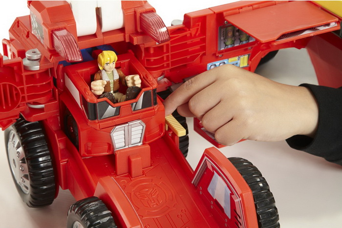 Cool Rescue Bots Playskool Heroes Electronic Headquarters