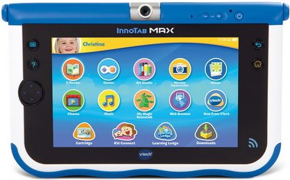 Vtech innotab max kids tablet 1 2 3