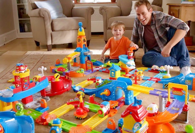 Best toys for 12-month-old babies