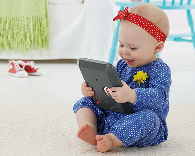 Electronic tablet toys for little-babies