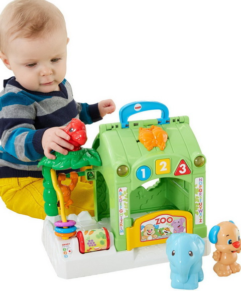 Good development toys for 17-month kids