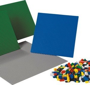LEGO Education Large Building Plates