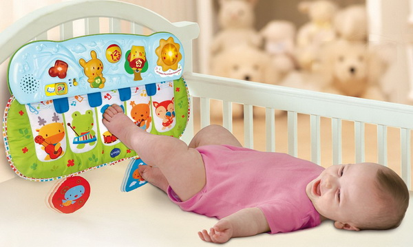 Ideal Toys For 2 Month Old Infant