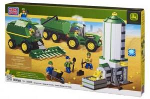 John Deere Mega Bloks Harvest Crew