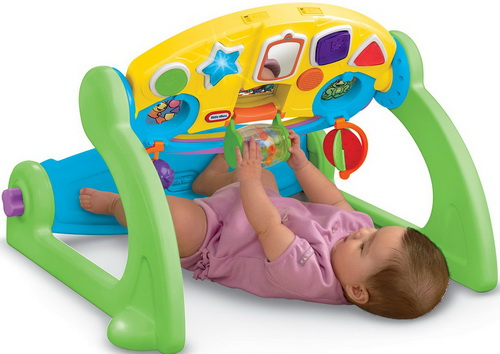 Musical toys for 2 month old
