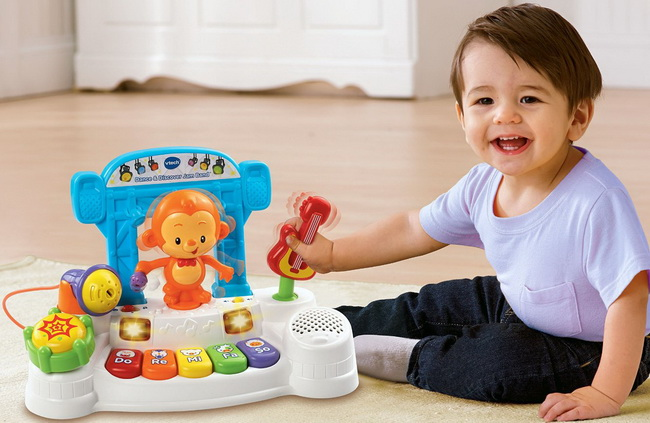 Popular toys for 12 month of age
