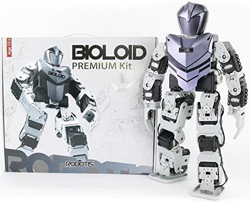 ROBOTIS Bioloid Premium Kit reviews