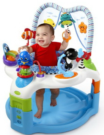 Selecting best toys for 2-month-old