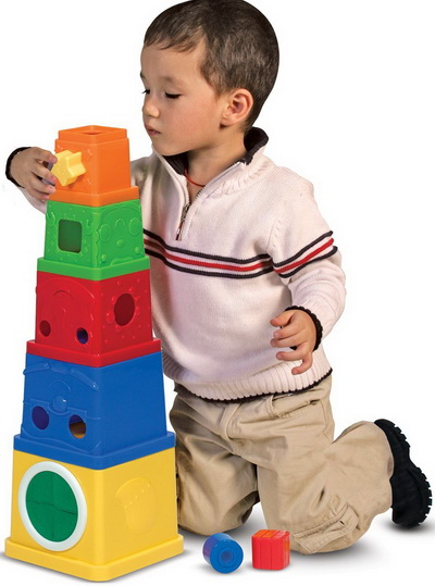 Top-rated developmental toys for 16 month kids
