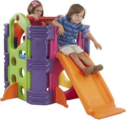 ECR4Kids Climb and Slide